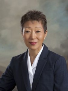 NEA Chairman Jane Chu (Photo by Strauss Peyton Studios)