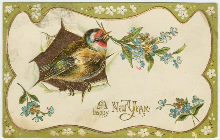 2016 New Year - NYPL