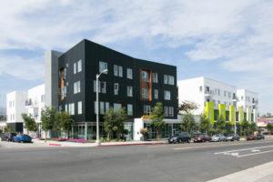 Pacific Avenue Senior Arts Colony, San Pedro, CA