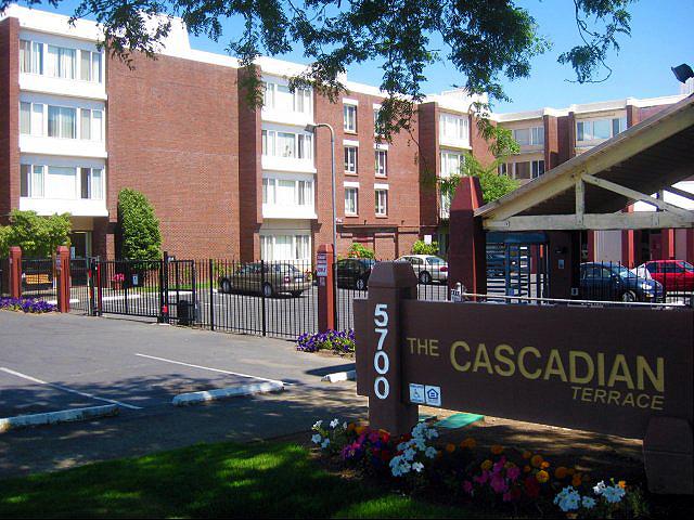 Cascadian Terrace - Portland